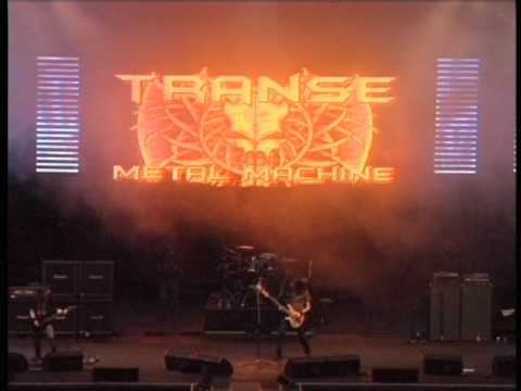 TRANSE METAL MACHINE - Nothing I can do
