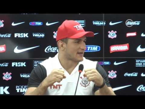 Cigano dá conselho e diz que vai torcer pelo Timão no Mundial