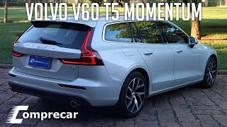 Avaliação: Volvo V60 T5 Momentum