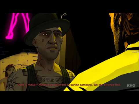 The Wolf Among Us: Episode 2 - Smoke and Mirrors - Preview Trailer [HD] thumbnail