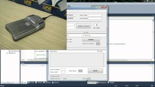 RFID NFC and MIFARE® programming - Visual C++