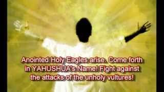 AMIGHTYWIND Prophecy 39- Anointed Holy Eagles, Come Forth!