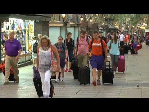 Βαρκελώνη: Ανάμεικτα συναισθήματα μια ημέρα μετά την τρομοκρατική επίθεση