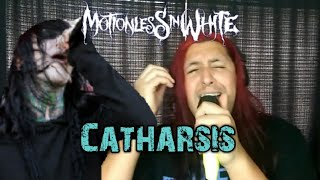 Motionless In White   Catharsis [Official Vocal Cover] 🔴THANK GOD IT'S FRIDAY 2019