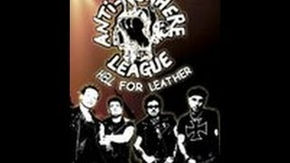 Anti Nowhere League ~ Hell For Leather