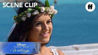 Disney's Fairy Tale Weddings   Castaway Cay Wedding   Freeform