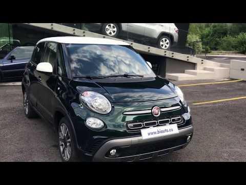 Fiat 500 L Cross Универсал класса B - рекламное видео 3