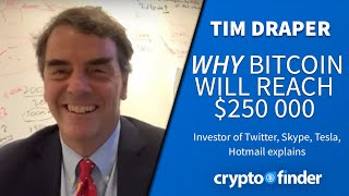 Tim Draper predicts the price of bitcoin after the halving!