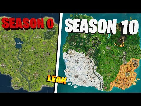 Fortnite Season 10 Start Time Major Update And Patch Notes For