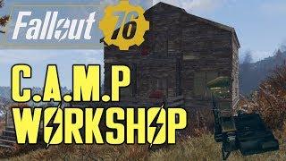 Fallout 76 - C.A.M.P Base Building Review + Future Predictions