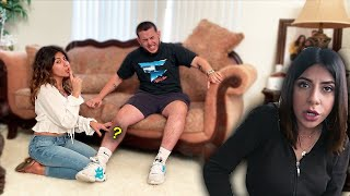 You won't believe what she did to him on camera...