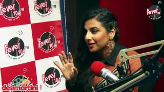 Exclusive Interview with Vidya Balan | Tumhari Sulu | Fever |