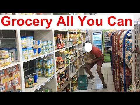 GROCERY ALL YOU CAN (Ep.2)