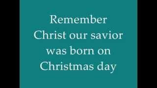 Rascal Flatts- God Rest ye Merry Gentlemen Lyrics