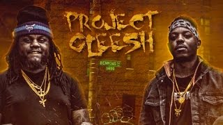 Fat Trel & P-Wild - Fake Niggaz (Project Gleesh)