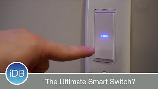 Review: iDevices HomeKit Wall Switch is Flipping Fantastic