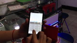 preview picture of video 'Lenovo P770 - TienCuong Mobile- Dien thoai chinh hang - Dien thoai gia re -'