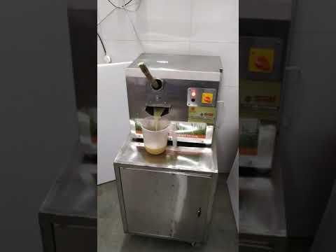 SC-01 Sugarcane Juice Machine Without Dustbin