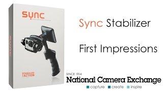 Sync GoPro Stabilizer