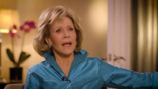 Jane Fonda on Trump: I felt like I'd been hit by a truck