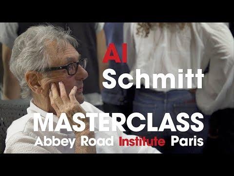 Master Class avec Al Schmitt