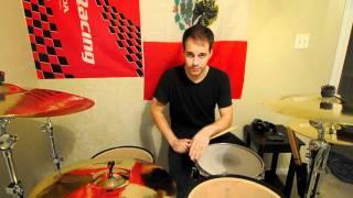 9 - Metal Drumming Breakdown Transition