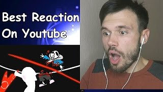 [Animation]ULTRA!TALE Dean Reacts - Best Reaction On Youtube
