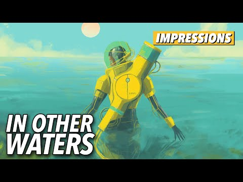 Methodically Exploring An Alien Ocean Feels Sublime
