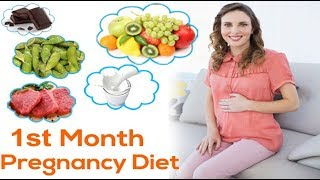 1st Month Pregnancy Diet Which Foods To Eat And Avoid ? 1st Month Of Pregnancy What To Eat And Avoid