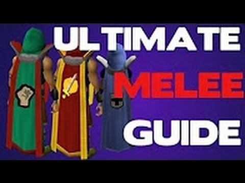 Video OSRS 1-99 Melee Combat Guide 2016
