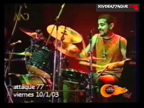 ATTAQUE 77 - Amigo (San Pedro Rock)
