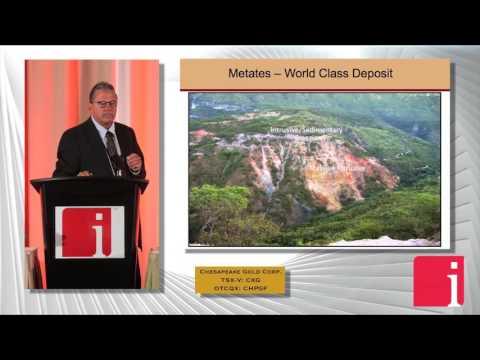 Reifel explains how Metates mine is one of few answers to gl ... Thumbnail