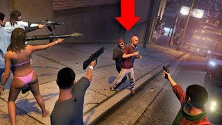 CAN YOU SURVIVE THE PURGE IN GTA 5?!