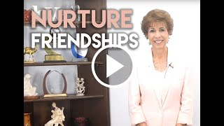 Dr. Paula Show – Episode 13 – Nurture Friendships