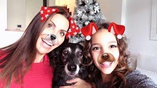 BUON NATALE🎄🎁    vlogmas 25/12/2016
