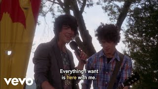 "Jonas Brothers - Play My Music (From ""Camp Rock""/Sing-Along)"