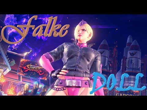 Street Fighter V PC AE mods - Gothic Falke Bunny by bbbSFXT