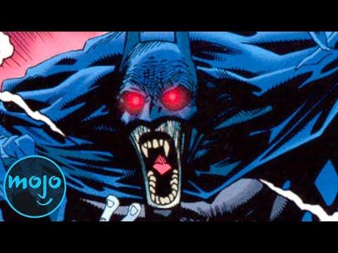 Top 10 Darkest DC Alternate Timelines