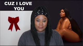 Lizzo - Cuz I Love You Album |REACTION|