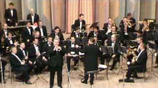 """Д. Луиджи - пьеса для тубы с оркестром  """"Вишневый сад"""".flv"""