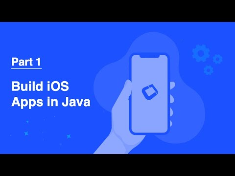 Build Mobile iOS Apps In Java Using Codename One