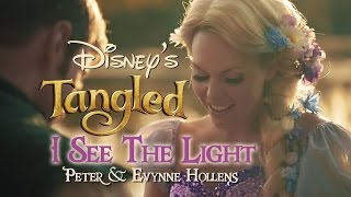 Peter Hollens & Evynne Hollens - I See The Light
