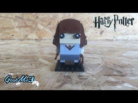 Vidéo LEGO BrickHeadz 41616 : Hermione Granger