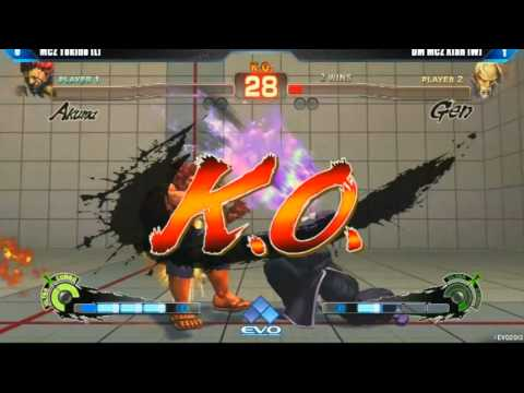 Missed This Year's EVO? Watch All The Grand Finals Here