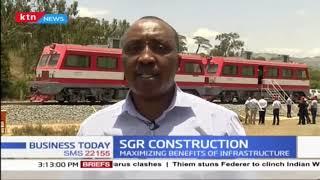 Land compensation derailing Nairobi-Naivasha SGR construction