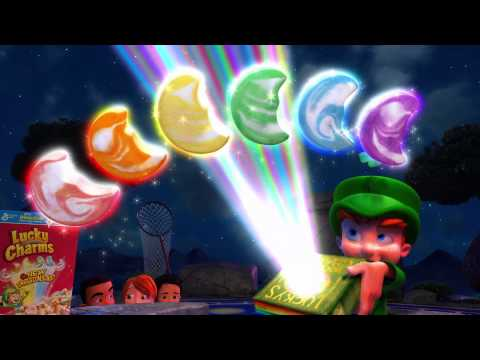 Lucky Charms Commercial (2013) (Television Commercial)