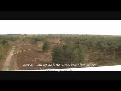 Overloon van uit de lucht gezien 2011