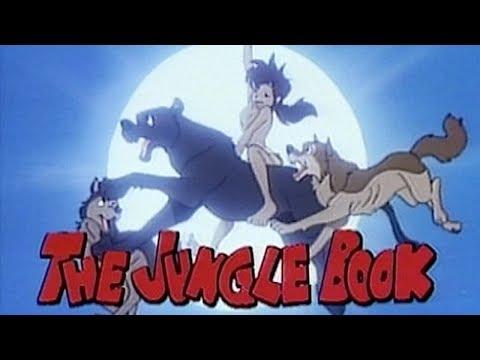 KNIHA DŽUNGLI - Kniha džunglí epizoda 1 / JUNGLE BOOK - CZ