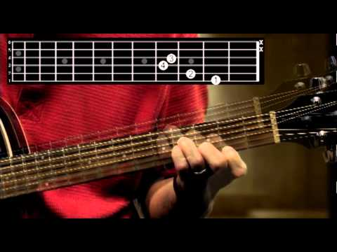 B minor guitar chord tutorial