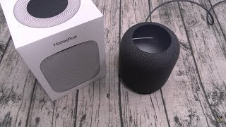 """Apple HomePod """"Real Review"""""""